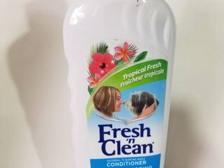 Fresh  n CleanAr Oatmeal an Baking Soda Conditioner  Tropical Scent  18 oz