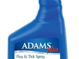 Adams Plus Flea and Tick Spray  32 Ounce