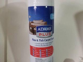 Adams Plus Flea and Tick Carpet Spray  16 Ounce