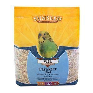 SunseedAr Vita SunscriptionAr Parakeet Diet 5 lbs