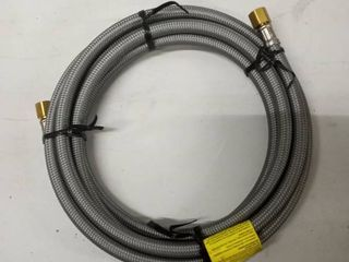 approximately 70 Ge 1 4 in Braided Icemaker Accessory 12 Waterline Wx08x10012