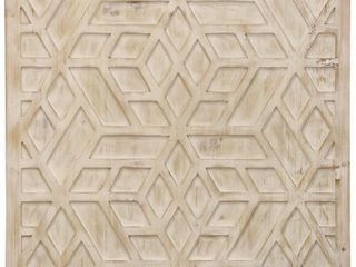 GwG Outlet Wooden Geometric   Dimensional Wall Panel
