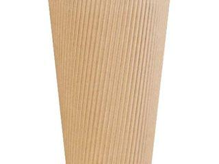 Genuine Joe GJO11257PK Insulated Ripple Hot Cup  16 Ounce Capacity  Pack of 25