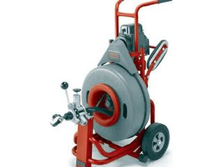 RIDGID 61102 K 7500 POWER FEED WITH 5 8  PIGTAIl  amp  STANDARD ACCESSORIES Retails   2970
