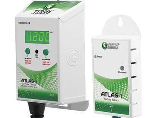 titan controls atlas 1 co2 monitor   controller w  remote sensor