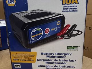 Napa Battery Charger Maintainer 90 510 12v 10a