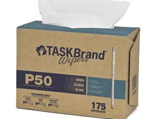 TASKBRAND P50 lD HDK  9X16 75  IF  DISPENSER  WHITE  175 BX  10BX CS