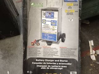 NAPA Battery Charger and starter 225A 12V