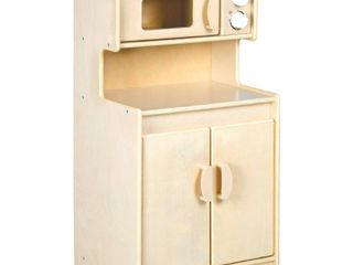 Kaplan Early childhood learning wooden kitchen piece