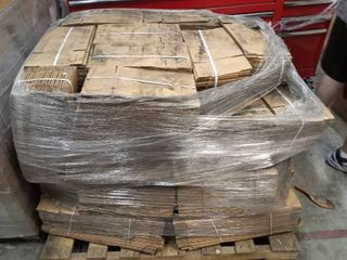 12 X 4 X 4 long Cardboard Corrugated Boxes  65 lbs Capacity  Ect 32