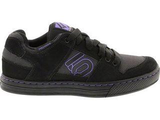 Five Ten Freerider Women s Flat Pedal Shoe Black Purple 7