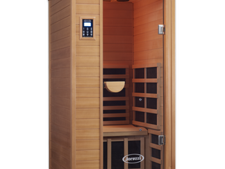 clearlight infrared sauna by sauna works