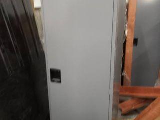 Tennsco Single Tier 1 Wide locker 24  W X 24  D X 72  H Retails   591