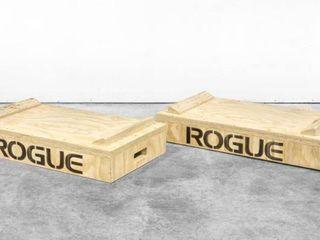 Rogue 6in Wood Jerk Block Set RA0381