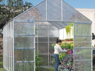 10 Ft  X 12 Ft  Greenhouse With 4 Vents