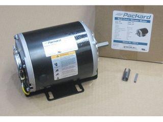 Belt Drive Motor 1 4 HP 1725 RPM 115 Volts 4 8 Amps