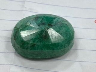 85ct Natural Emerald Cabochon