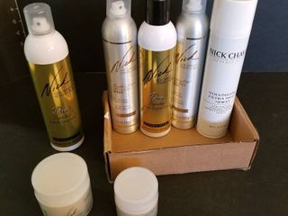 Nick Chavez hair products