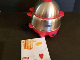 Dash egg cooker new