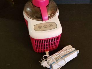 Cooks Essentials ice cream maker