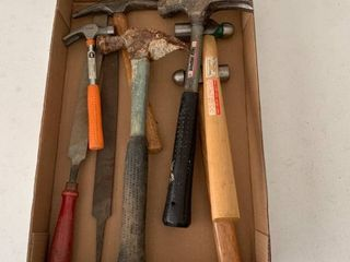 Hammers and files