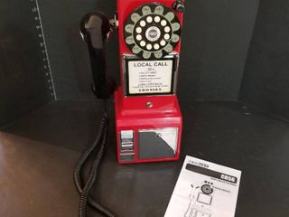 Crosley CR56 pay phone