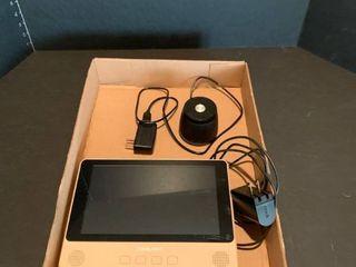 Wireless speaker and DVD player