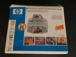 HP A436 portable photo printer