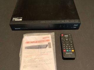 Sanyo Blu ray player