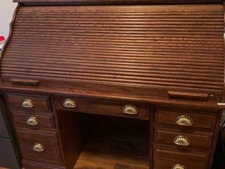 Rolltop desk 46 x 54 x 28