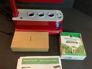 Aerogarden seed starter kit