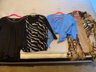 ladies dressy clothing medium large
