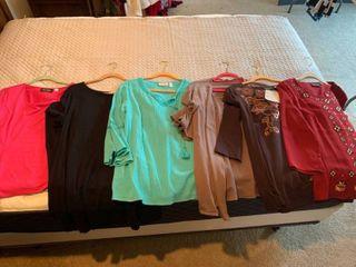 ladies clothing medium large