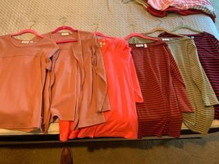 ladies t shirts medium large