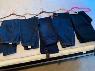 ladies jeans medium large