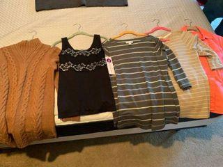 Assorted ladies clothing medium large