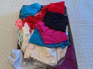 Assorted ladies underwear