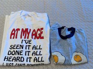 Two fun shirts