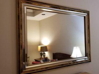 large wall mirror 32 x 44