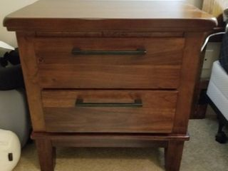New Age Nightstand 28 x 28 18