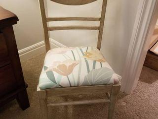 Floral Chair 32  tall