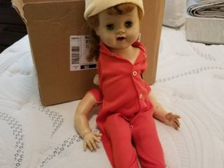 Vintage doll   arms need repaired