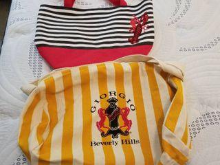 Purses tote bags set of 2