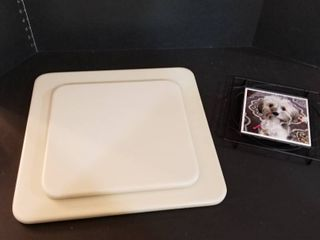 Cutting boards and trivet