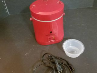 Wolfgang Puck rice cooker  like new