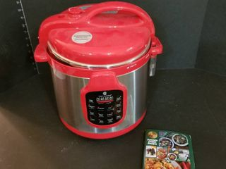 Cooks Essentials pressure cooker  new