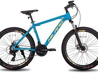 Hiland 26  Aluminum Mountain Bike 24 Speeds 16 5 18  19 5 Frame Size
