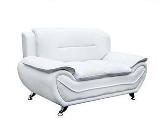 U S  Pride Furniture loveseat S5399 Retail   289 99