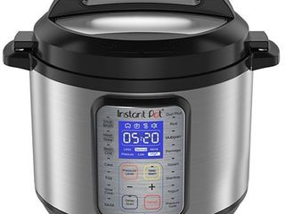 Instant Pot DUO Plus 6qt 9 in 1 Multi  Use Programmable Slow Cooker