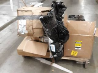 Pallet of Assorted Multiples Car Parts  Contains Brake Rotors  Brake Pads  Brake Master Cylinder and More
